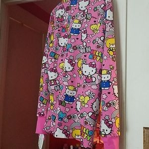 Hello Kitty Scrub Jacket NWT